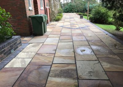 Barnt Green Patio