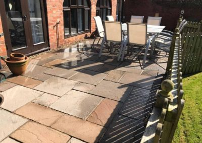 Patio Cleaning Birmingham