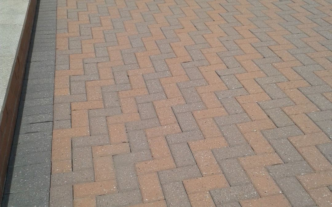 Droitwich block paving