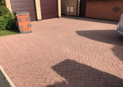 Block Paving Droitwich